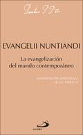 EVANGELIZACION MUNDO CONTEMPORANEO