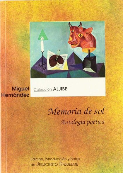 MEMORIA SOL ANTOLOGIA POETICA