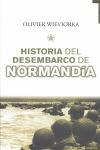 HISTORIA DEL DESEMBARCO DE NORMANDÍA