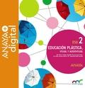 EDUCACIÓN PLÁSTICA, VISUAL Y AUDIOVISUAL 2. ESO. ANAYA + DIGITAL..