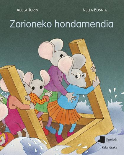 ZORIONEKO HONDAMENDIA