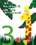 LA AVENTURA DE LOS NÚMEROS 3, EDUCACIÓN INFANTIL