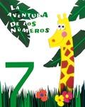 LA AVENTURA DE LOS NÚMEROS 7, EDUCACIÓN INFANTIL