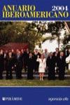 ANUARIO IBEROAMERICANO 2004