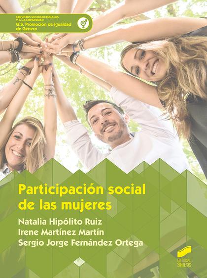 PARTICIPACIÓN SOCIAL DE LAS MUJERES.