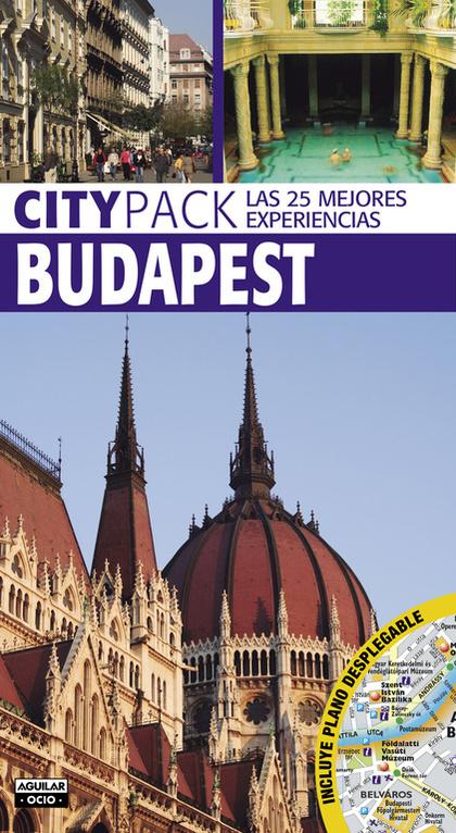 BUDAPEST (CITYPACK). (INCLUYE PLANO DESPLEGABLE)