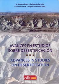 AVANCES EN ESTUDIOS SOBRE DESERTIFICACIÓN = ADVANCES IN STUDIES ON DESERTIFICATION