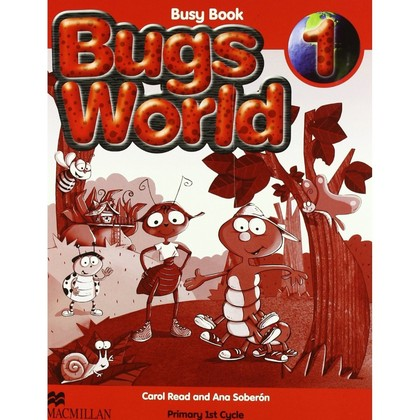 BUGS WORLD 1 BUSY