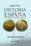 HISTORIA ESPAÑA CONTADA CON SENCILLEZ