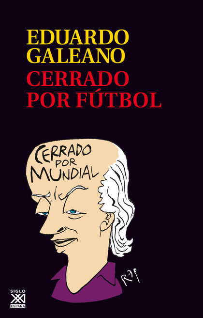 CERRADO POR FÚTBOL.