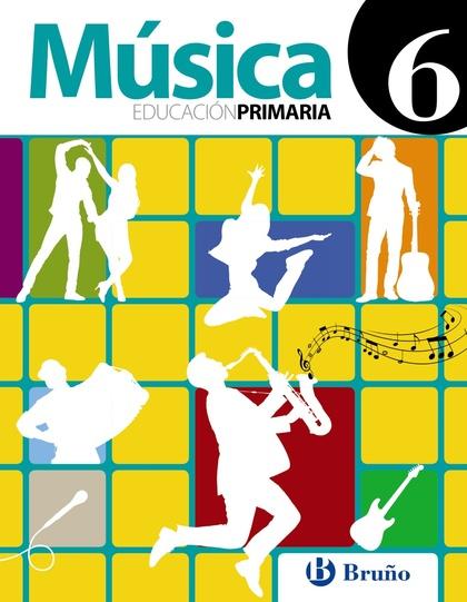 MÚSICA 6 PRIMARIA. (ANDALUCÍA Y MURCIA)