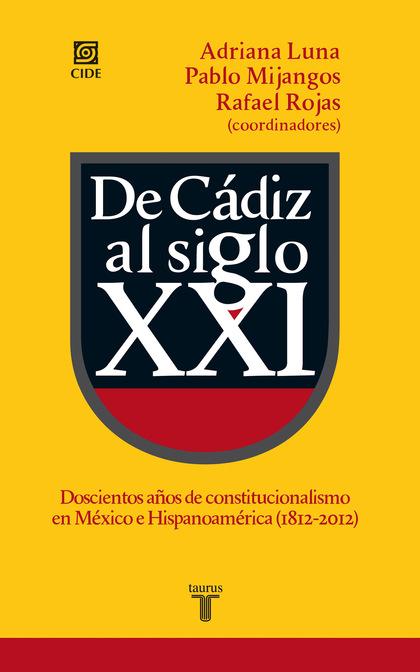 DE CADIZ AL SIGLO XXI (DIGITAL)