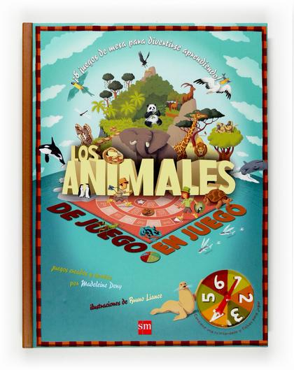 DE JUEGO EN JUEGO. LOS ANIMALES