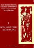 ACTAS DO XIX CONGRESO INTERNACIONAL DE LINGÜÍSTICA E FILOLOXÍA ROMÁNICAS. I: LIN