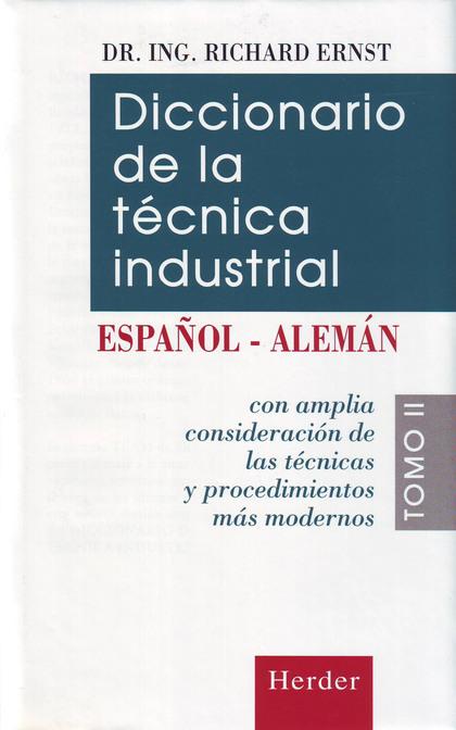 ESPAÑOL-ALEMÁN