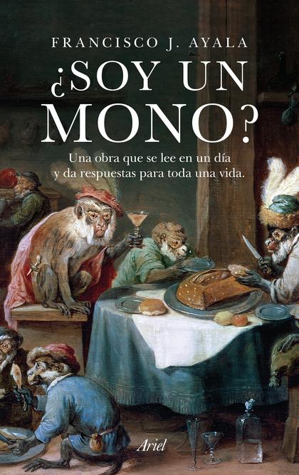 ¿SOY UN MONO?.