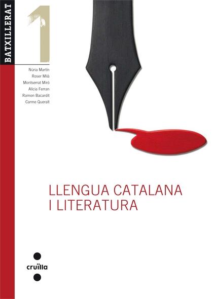 LLENGUA CATALANA I LITERATURA, 1 BATXILLERAT