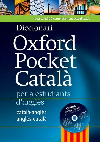 DICC OXF POCKET CAT/ING 4TH ED