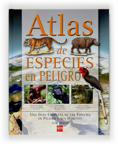 ATLAS DE ESPECIES EN PELIGRO