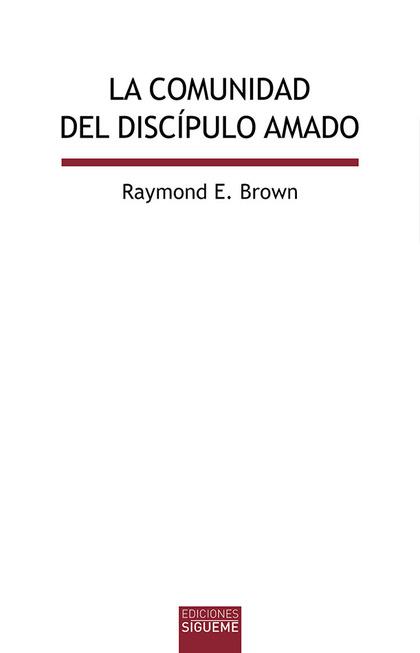 LA COMUNIDAD DEL DÍSCIPULO AMADO