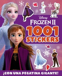 FROZEN 2. 1001 STICKERS
