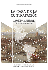LA CASA DE LA CONTRATACIÓN                                                      UNA OFICINA DE