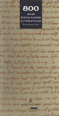 ACHTHUNDERT JAAR CATALAANSE LITERATUUR (CATL.-AL.)