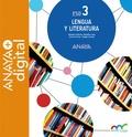 LENGUA Y LITERATURA 3. ESO. ANAYA + DIGITAL..