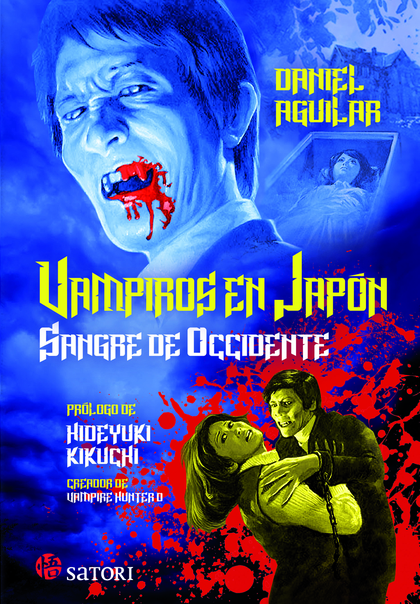 VAMPIROS EN JAPON - SANGRE DE OCCIDENTE.