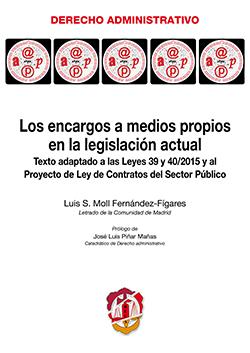 LOS ENCARGOS A MEDIOS PROPIOS EN LA LEGISLACIO?N ACTUAL                         TEXTO ADAPTADO