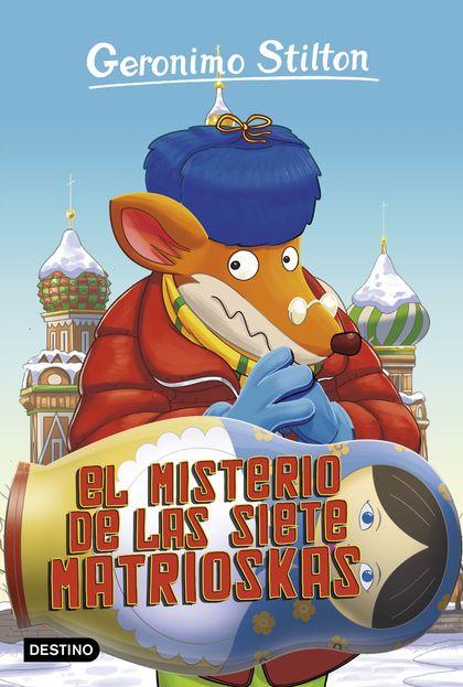 GS72. EL MISTERIO DE LAS SIETE MATRIOSKAS.