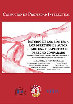 ESTUDIO DE LOS LÍMITES A LOS DERECHOS DE AUTOR DESDE UNA PERSPECTIVA DE DERECHO REPRODUCCIÓN, P