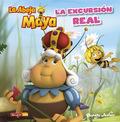 La Abeja Maya. La excursión real. Cuento
