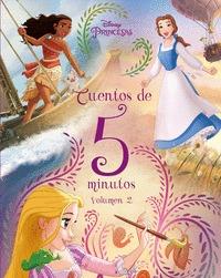 PRINCESAS. CUENTOS DE 5 MINUTOS. VOLUMEN 2.