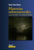 HISTORIAS SOBRENATURALES.