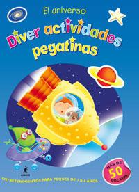 EL UNIVERSO: DIVER ACTIVIDADES PEGATINAS
