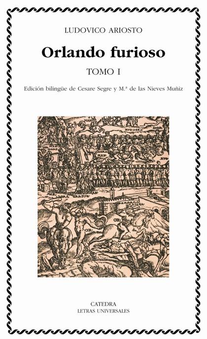 ORLANDO FURIOSO, TOMO I
