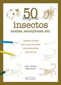 50 DIBUJOS DE INSECTOS