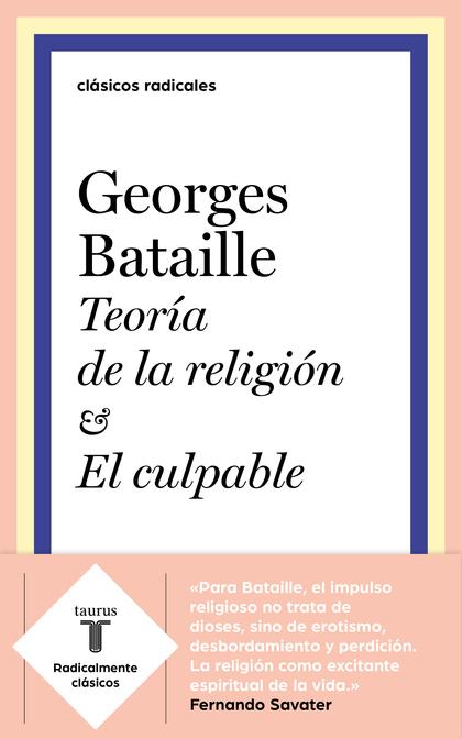 TEORÍA DE LA RELIGIÓN