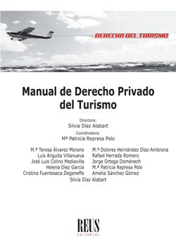 MANUAL DE DERECHO PRIVADO DEL TURISMO.