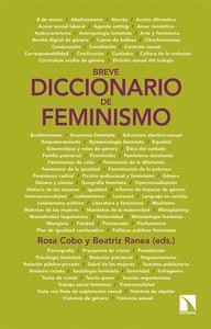 BREVE DICCIONARIO DE FEMINISMO.