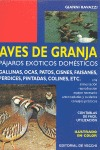 AVES DE GRANJA