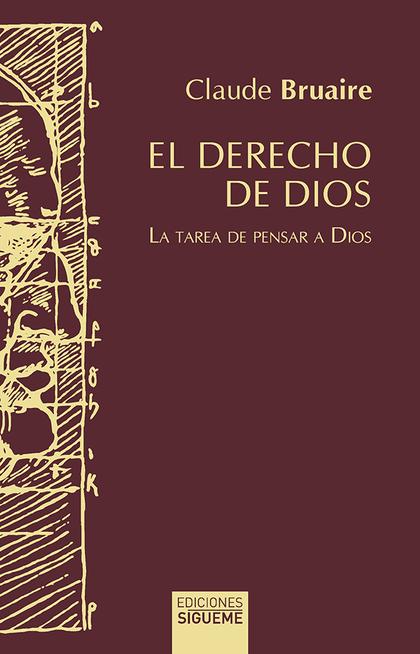 DERECHO DE DIOS, EL