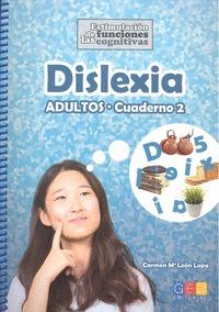 DISLEXIA 2. ADULTOS.