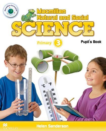 (10).NATURAL SCIENCE 3O.PRIM (PUPIL´S BOOK)