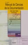 Manual de Ciencias de la Documentación
