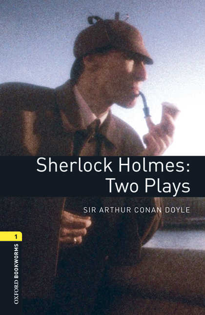 SHERLOCK HOLMES:TWO PLAYS OBL 1 MP3 PK