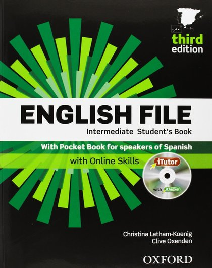 ENGLISH FILE INTERM.(3ªED)(STUDENTS+ITUTOR+POCKET)
