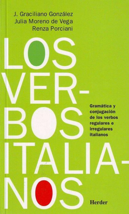 LOS VERBOS ITALIANO