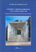 CONTROL Y RESPONSABILIDAD EN LA ESPAÑA DEL SIGLO XIX. : EL JUICIO DE RESIDENCIA DEL GOBERNADOR